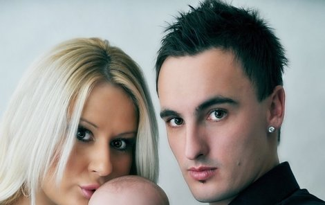 Kristýna a Martin si řeknou ANO a jejich syn Martin bude nejmladším a nejdůležitějším svatebčanem.