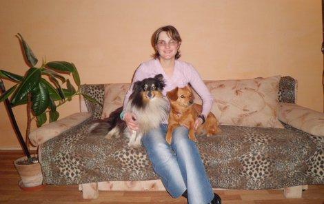 Monika a její pejsci