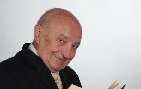 Josef Somr si oblíbil pohádky