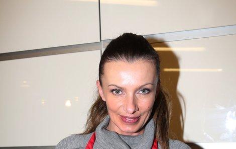Alice Bendová (39), herečka