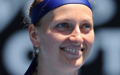 Světoznámá tenistka Kvitová bere život tak, jak jde. Stejně tak i rozchod se svým snoubencem.