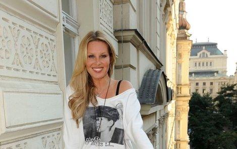 Simona Krainová si s rodinou pořídili byt za 20 milionů Kč.