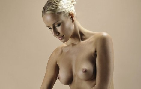 Sexy Mirka s vtípkem