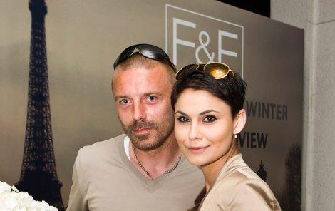 Vlaďka Erbová a Tomáš Řepka snížili cenu za svoji luxusní vilu.