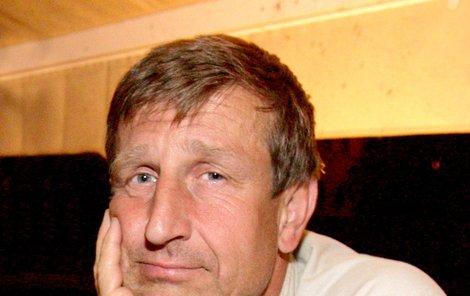 Václav Vydra má potíže