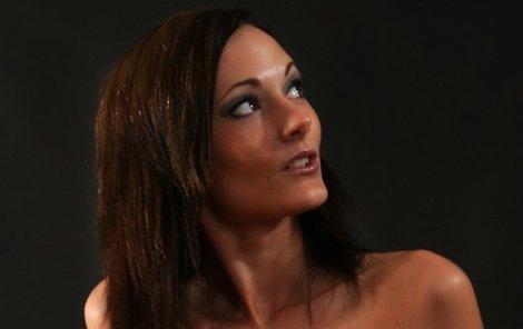 Sexy Ingrid s vtípkem