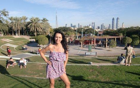 Heidi v Dubaji