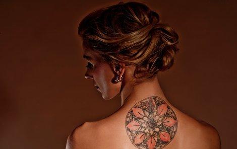 IIvana Jirešová patří mezi ty, kteří své pocity vyjadřují prostřednictvím tetování.