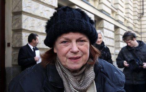 Pohřeb Jirásková