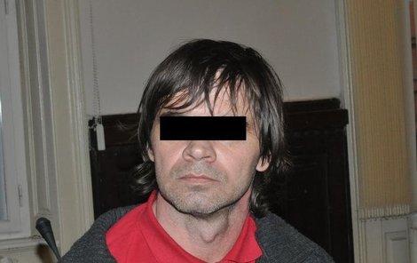 Obžalovaný Milan J.