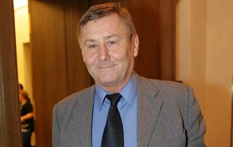 Komunista Miroslav Grebeníček