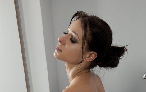 Sexy Olina s vtípkem