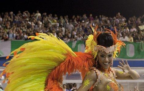 Na karnevalu je skutečně na co koukat.