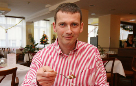 Petr Havlíček vám poradí se zdravou výživou a hubnutím.