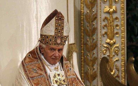 Benedikt XVI. - je vážně nemocný?