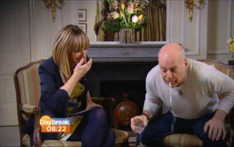 Takto Bruce Willis baví svou dcerku.