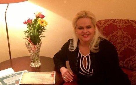 Monika Štiková je rázná žena