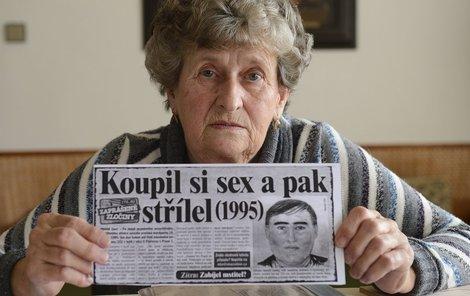 Hana Havlová se už 26 let snaží dokázat, že tento muž zavraždil jejího syna.