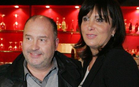 Michal David s manželkou Marcelou překonali nejednu krizi.