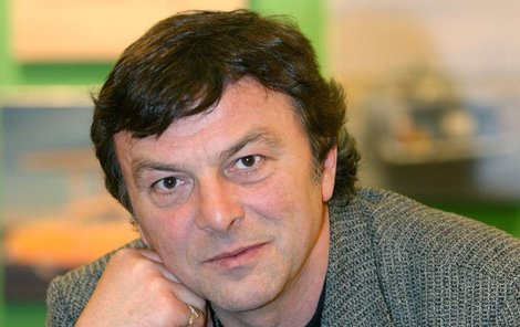 Pavel Trávníček je v nemocnici a jeho stav je vážný.