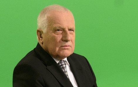 Klaus Evropskému parlamentu nedá klid, chce mu škodit zevnitř.