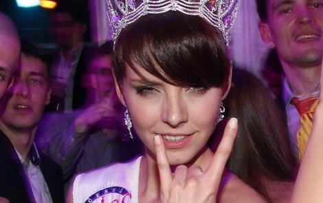 Česká Miss 2013 Gabriela Kratochvílová je pěkné číslo...