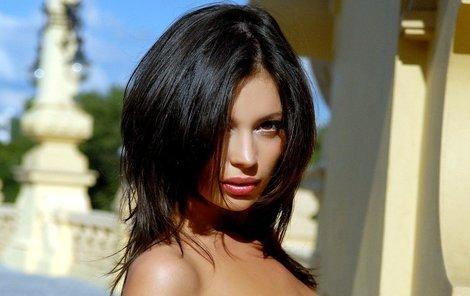 Vtípek se sexy Martinou