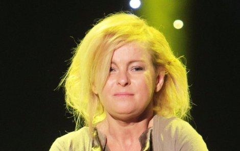 Aby Iveta neskončila po svém vystoupení s podobně smutným výrazem...