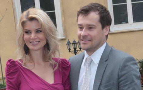 Iveta Vítová se přiznala, že manžela Jaroslava zanedbává.