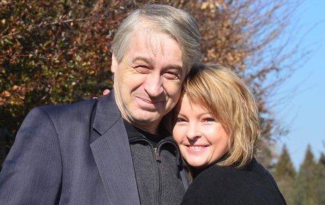 Iveta Bartošová a Josef Rychtář - to už je minulost