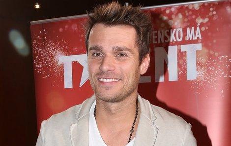 Leoš Mareš v Talentu.
