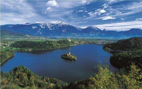 Bled- Slovinsko