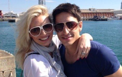 Dvojice v létě plánuje společnou dovolenou v Chorvatsku. Že by ideální místo na svatbu?