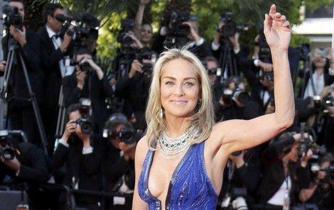Sharon Stone (55)