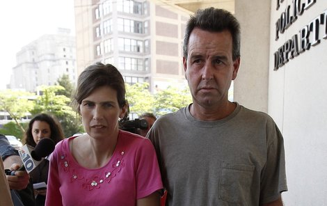 Catherine a Herberta Schaibleovy obvinili z vraždy.