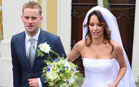 Agáta Hanychová chce být nevěstou