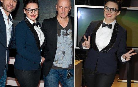 Ewa Farna a její svérázný kostým v SuperStar