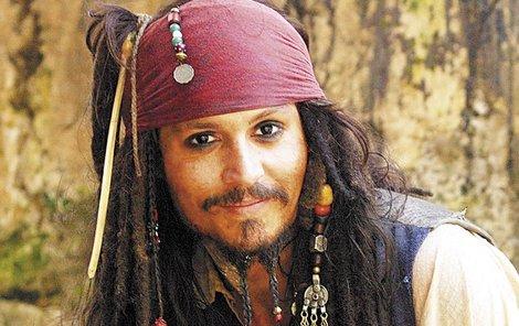 Každému se vybaví hlavně jako Jack Sparrow