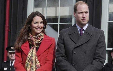 William a Kate chtějí opravy stihnout, než se narodí jejich dítě.