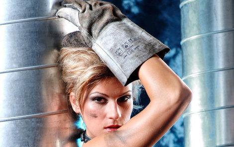 Sexy Marta s vtípkem