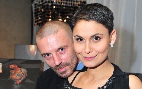 Vlaďka a Tomáš Řepkovi