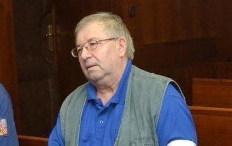 Josef Saňák se u vrchního soudu domáhal zrušení rozsudku marně.