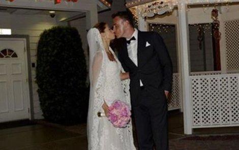 Tereza Kerndlová si v Las Vegas vzala podnikatele René Mayera
