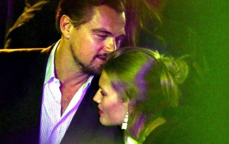 Milenci se spolu poprvé ukázali na filmovém festivalu v Cannes.