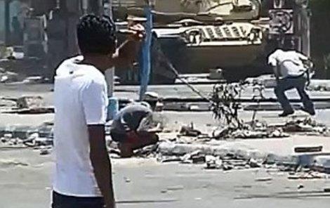 Drama v Egyptě
