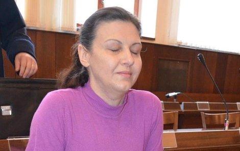 Marie Sonbolová je šťastná. Vraždou dceři prý pomohla...