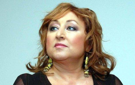 Halina nechtěla, aby ji někdo litoval, na Nově si vzala jen dva dny volna.