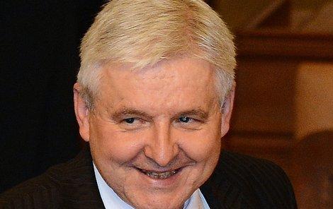Jiří »Ty vole« Rusnok (53)