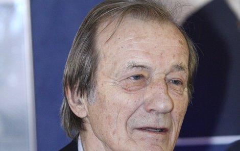 Herec zemřel 12. září 2012, den před svými osmdesátinami. Praskla mu aorta.