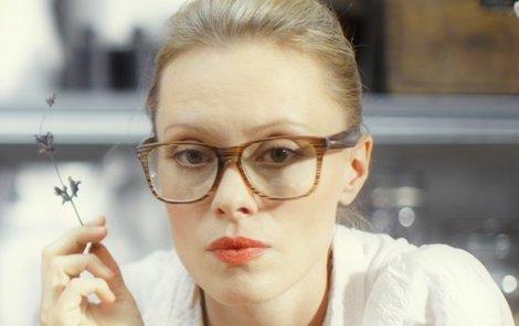 Linda Rybová v novém pořadu Herbář.